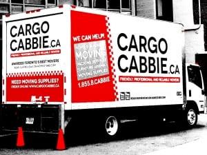 CARGO CABBIE CUBE VANS