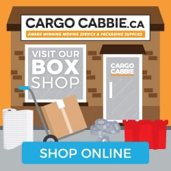 Moving Service Company | Packing Company Toronto | Cargocabbie.ca