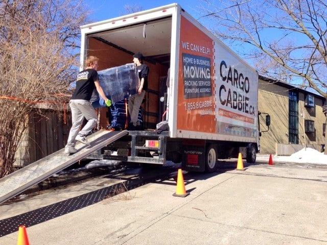 Cargo Cabbie single item move
