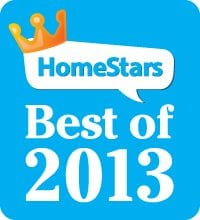 HOMESTARS BEST OF 2013 NEW