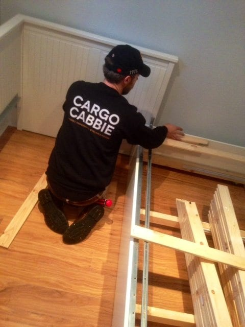 Cargo Cabbie movers can deliver and assemble your IKEA furniture
