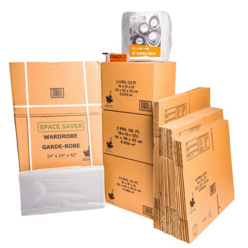 Bachelor Studio Moving Kit CARGO CABBIE Box Shop