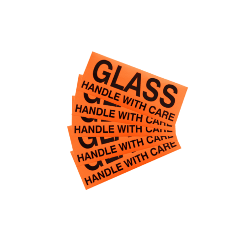 glass stickers for boxes CARGO CABBIE