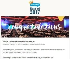 best movers Toronto 2017