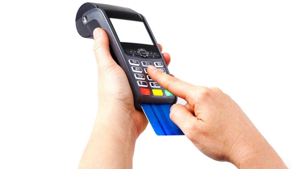 Cargo cabbie pay Debit Visa or MasterCard