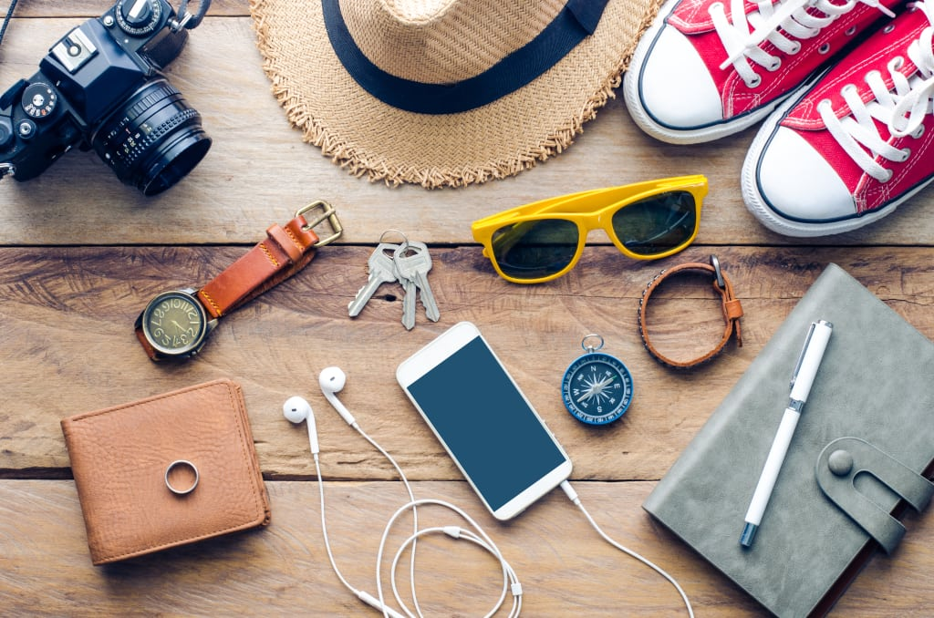 packing esentials must-haves