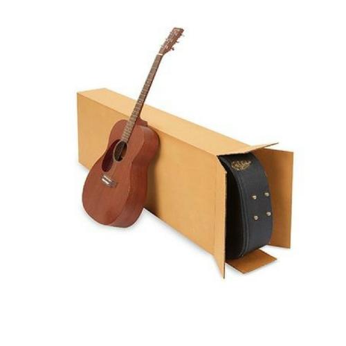 Guitar Moving Boxes - Cargo cabbie Box Shop