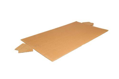 triangle cardboard box