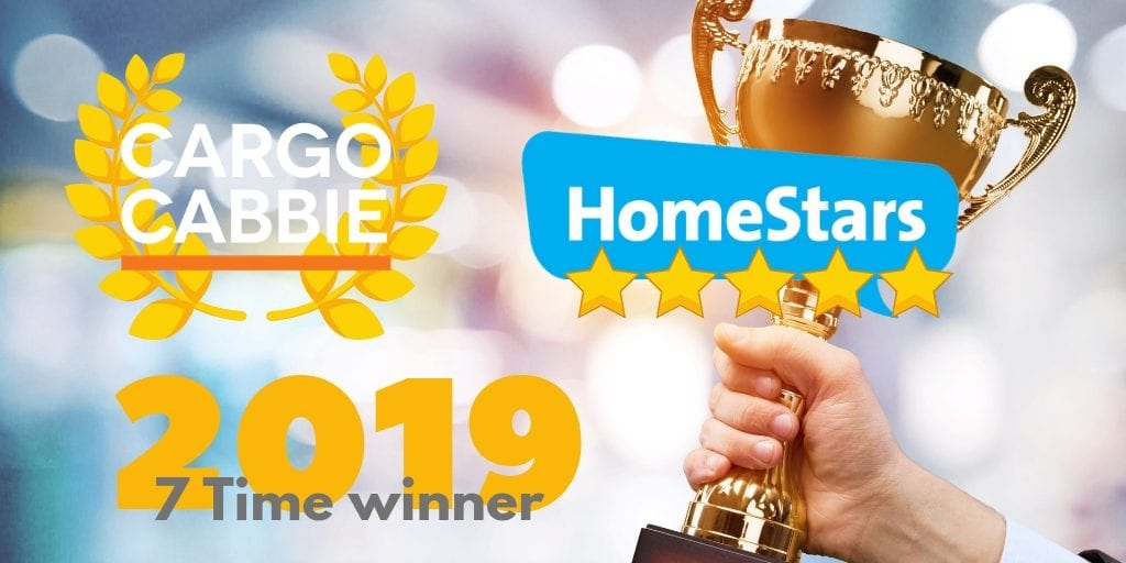Best Mover Homestars 2019 Cargo Cabbie