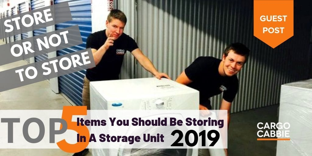self storage tips