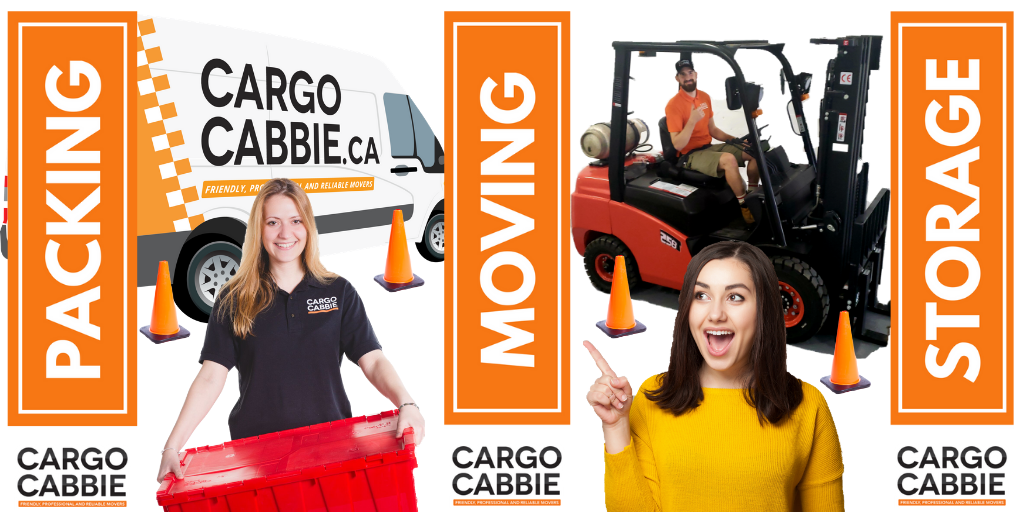 packing, moving and storage toronto and GTA