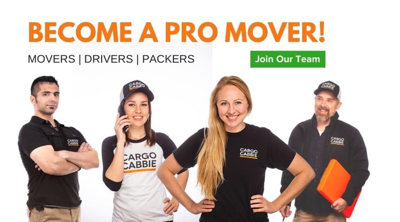 hiring movers drivers toronto
