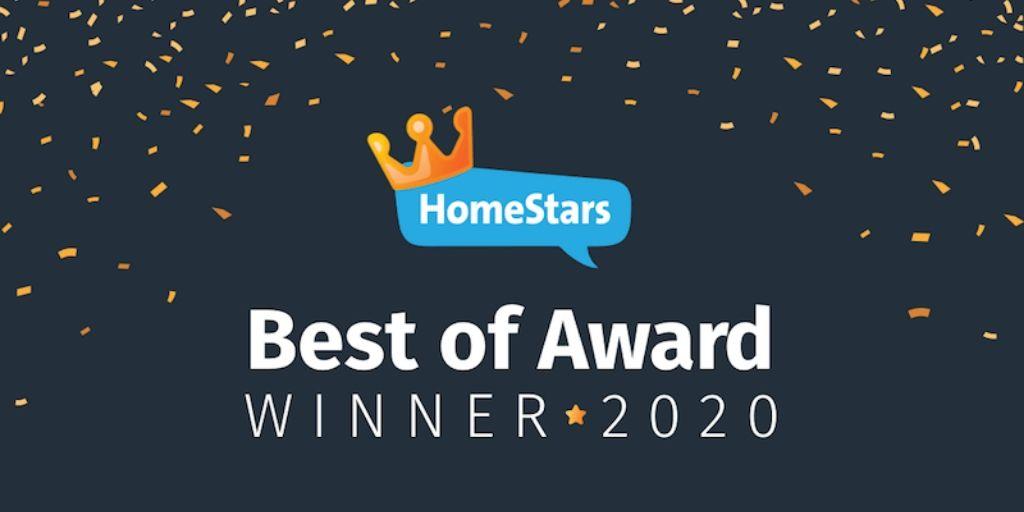HomeStars Winner
