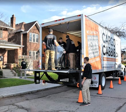 Home moving services Toronto