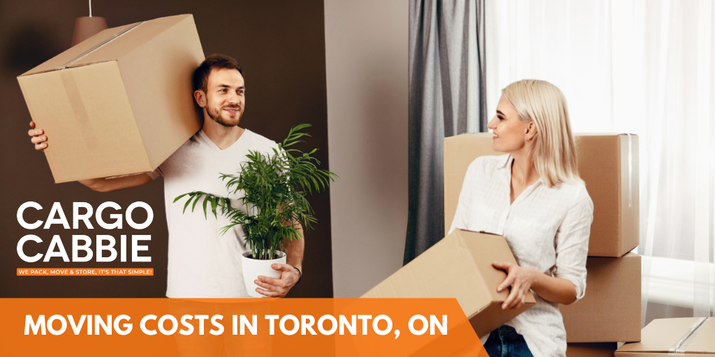Average Moving Costs in Ontario