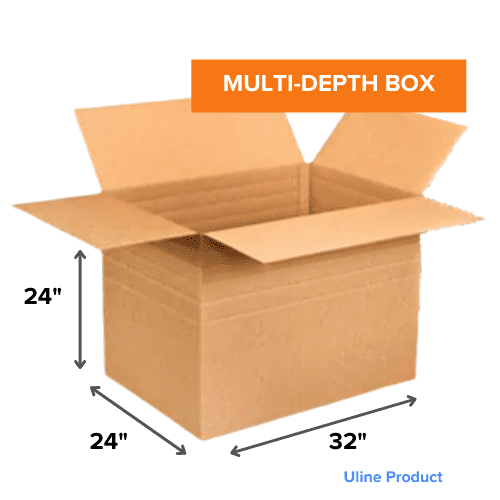 MULTI-DEPH BOX 32_X24X24