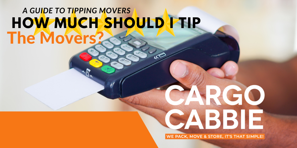 A Guide to Tipping Movers in Toronto 2021 updated