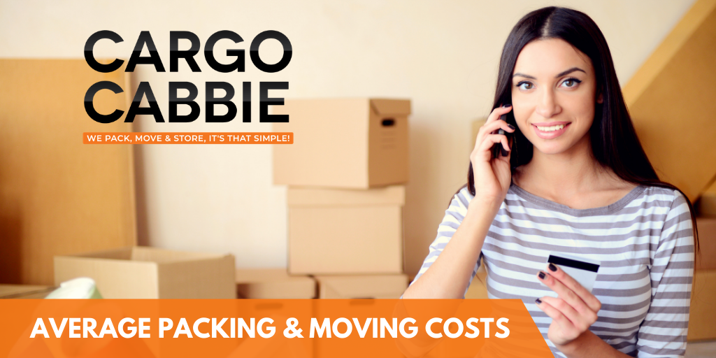 Average Packing & Moving Costs Within Ontario