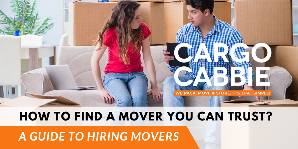 A Guide to Hiring Movers CARGO CABBIE Moving blog