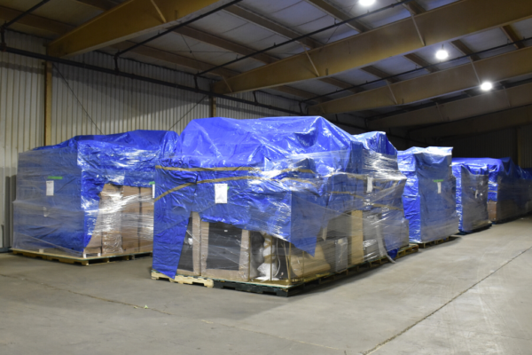 CARGO CABBIE Warehousing Storage Movers Services