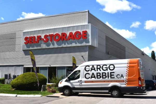 xyz storage powered by CARGO CABBIE storage movers xyz storage Toronto